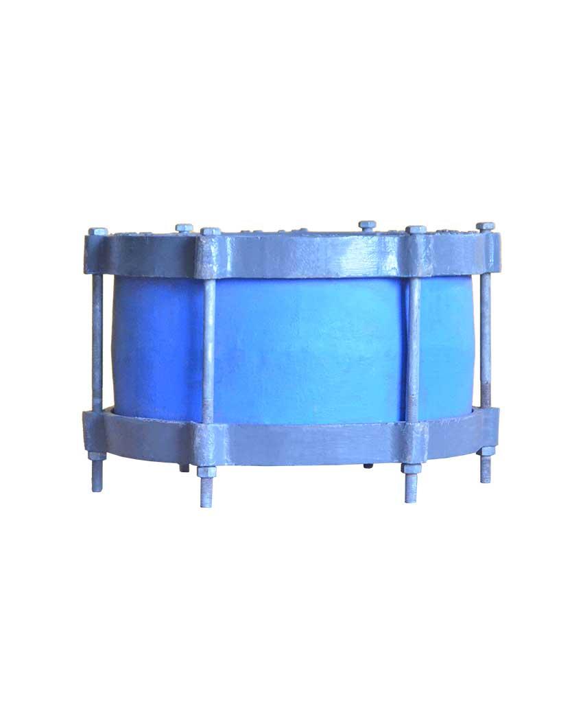 ข้อต่อยีโบล์ท สำหรับท่อ AC , PVC , ท่อเหล็ก ขนาด 100-600 mm.