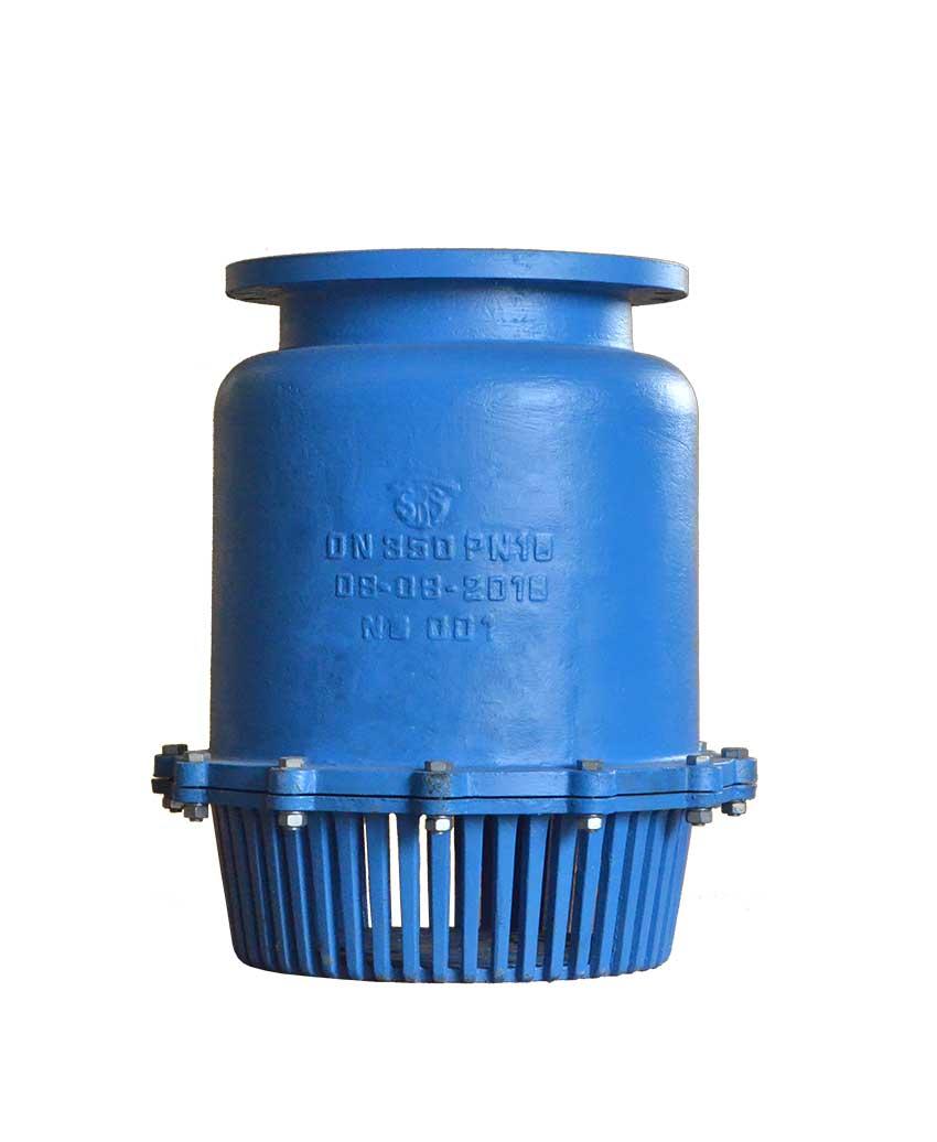 หัวกระโหลกทางดูด (Foot valve) ขนาด 100-600 mm.
